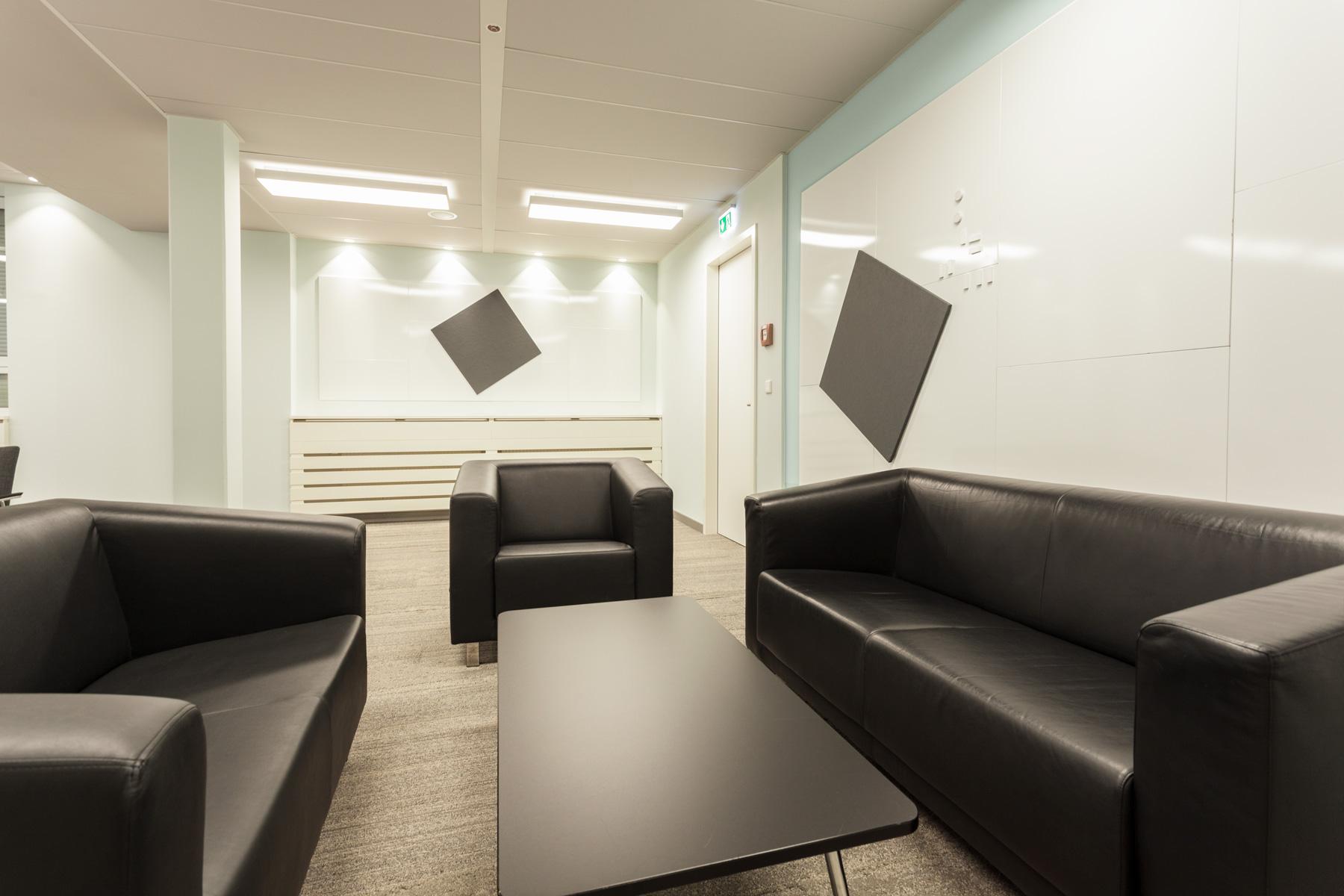 Couch im Raum Röntgen