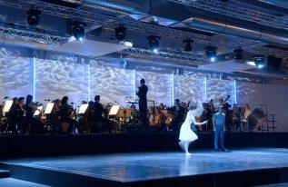 Rotationshalle Konzert