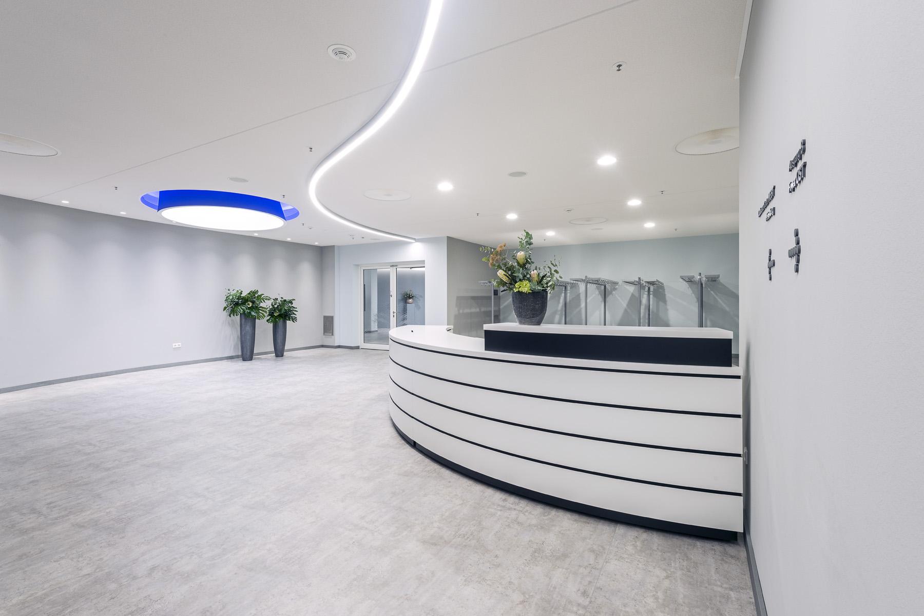 Garderobe Foyer Ost