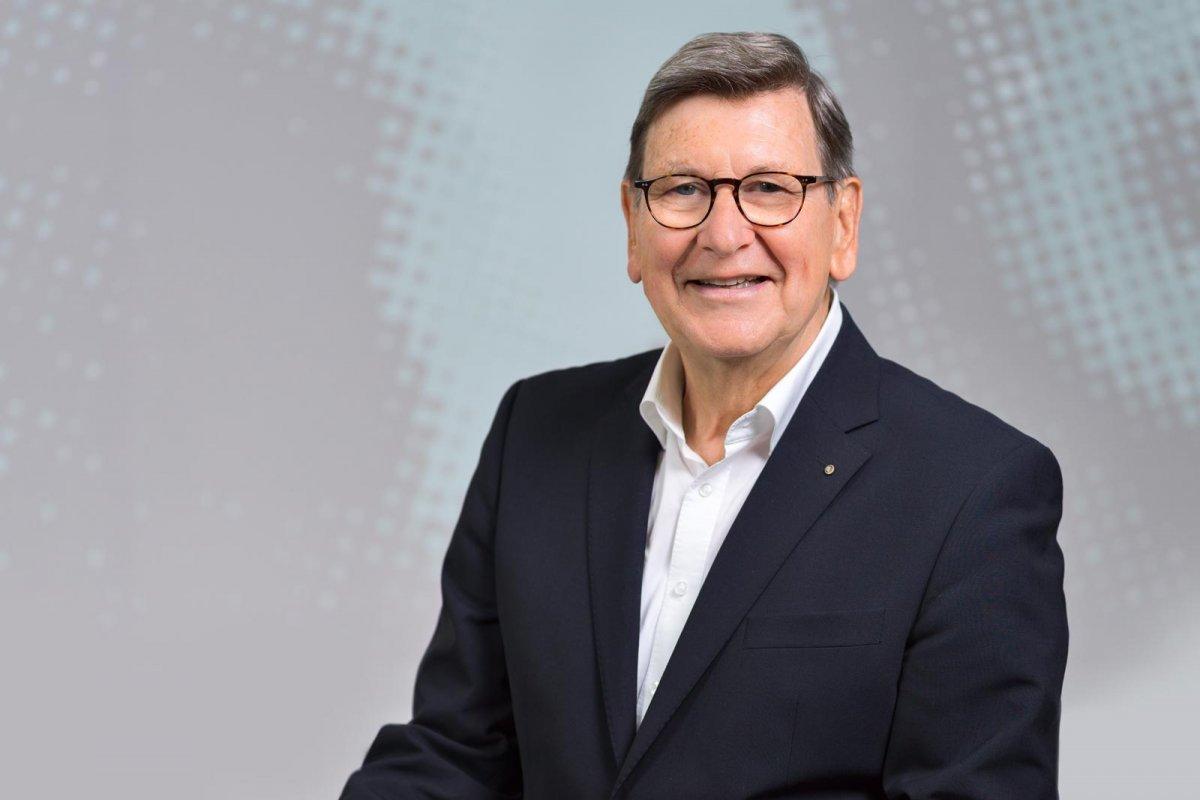 Geschäftsführer VCC Horst Vollhardt
