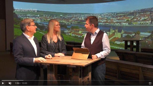 Interview mit TV mainfranken